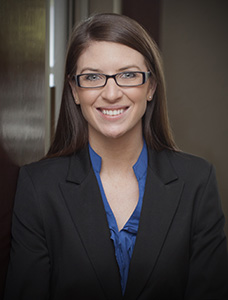 Erica Stafford, Associate Portfolio Manager